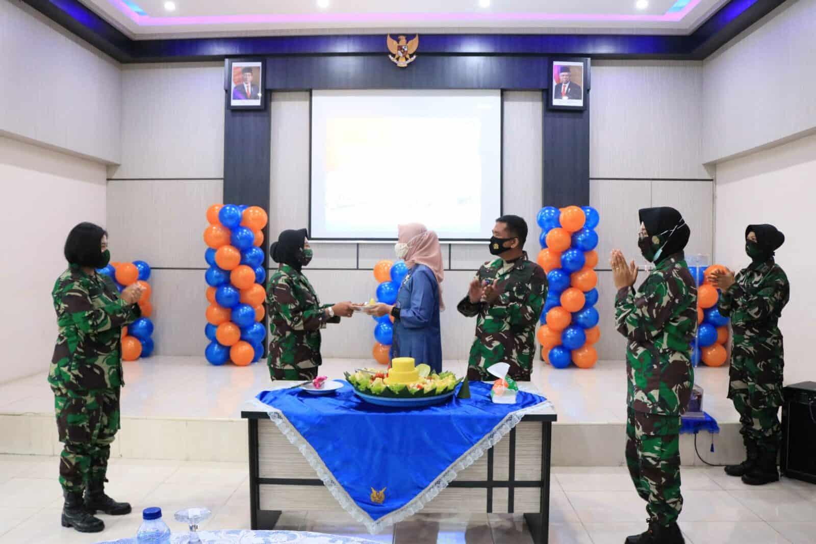 Syukuran HUT WARA Ke-57 Tahun 2020 di Lanud Sjamsudin Noor