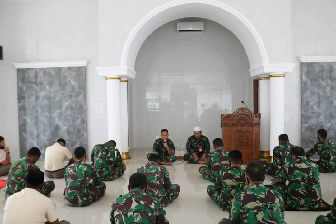 Kosekhanudnas III Gelar Doa Bersama Demi Keselamatan Pelaksanakan Tugas TNI AU