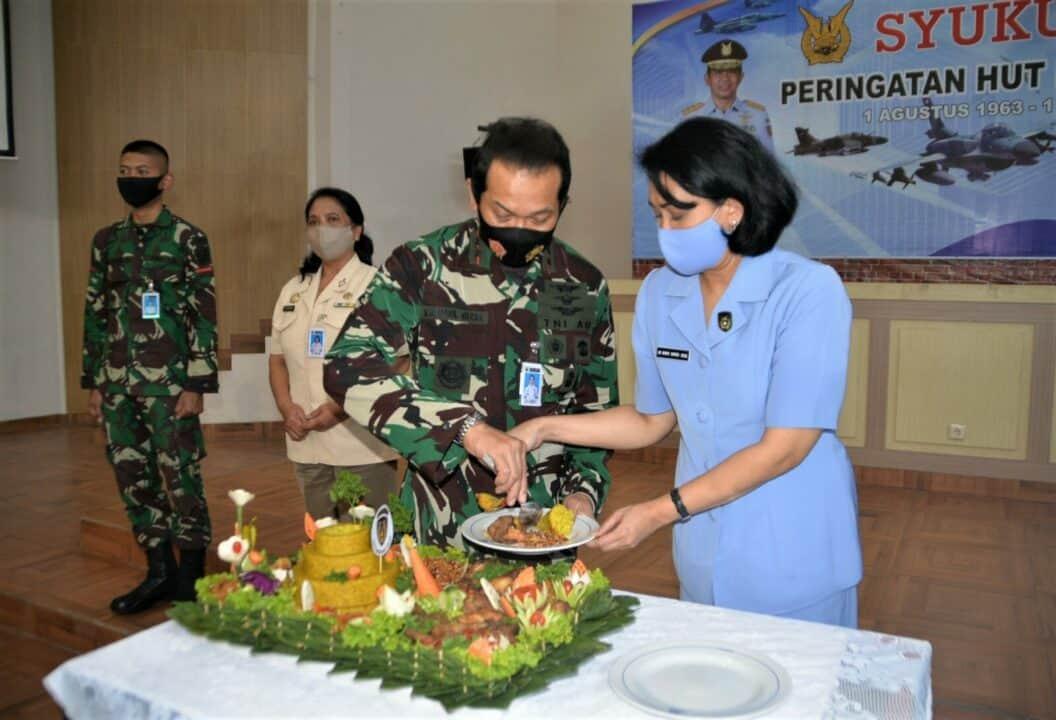Danseskoau : Seskoau Berhasil Cetak Kader Pemimpin TNI AU Yang Handal