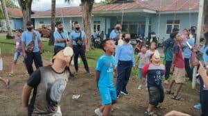 *Lomba HUT RI Keluarga Besar Lanud Sam Ratulangi*