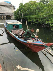 Lanud RSA Laksanakan Kegiatan Pembinaan Potensi Dirgantara Melalui Kegiatan Pembinaan Teritorial Kemanuasian di Wilayah Lanud RSA Natuna