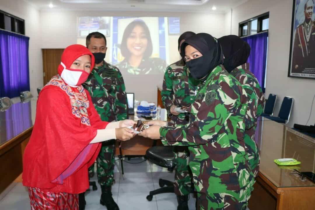 Peringatan HUT Wara ke-57 Lanud Sugiri Sukani Dilaksanakan Secara Virtual