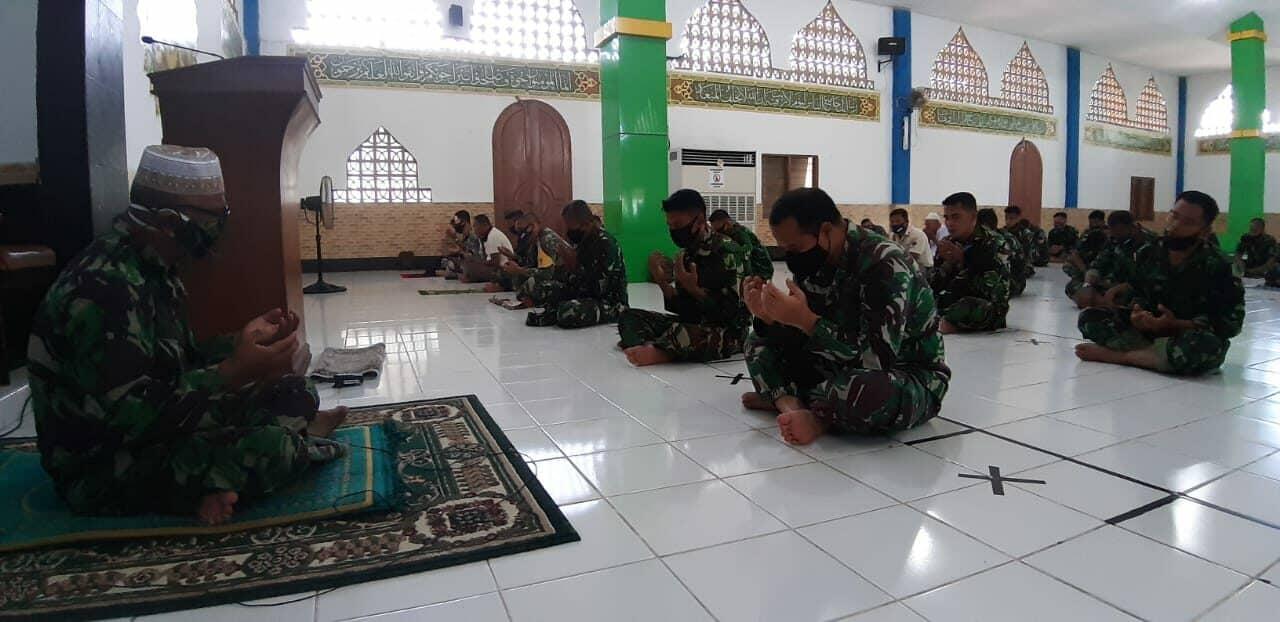 Doa Bersama Demi Keselamatan TNI Angkatan Udara Di Lanud Sutan Sjahrir