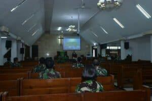 Lanud Halim Gelar Doa Bersama untuk Keselamatan TNI AU