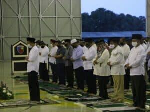 Koopsau I Gelar Doa Bersama Untuk Keselamatan, Tepat dihari Kemerdekaan