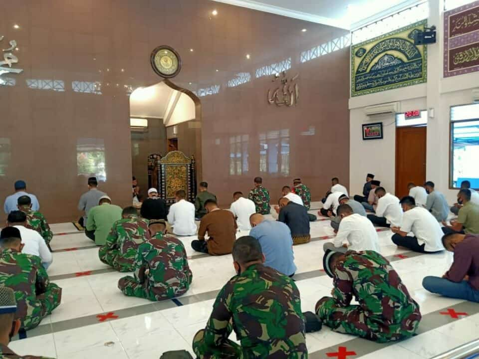 Peringati Tahun Baru Islam, Lanud Halim Adakan Doa Bersama dan Khataman Al-Qur'an