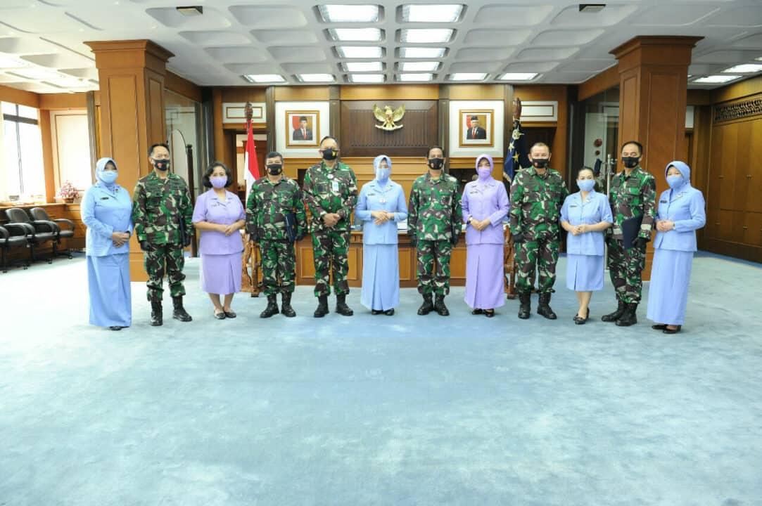 5 Pati TNI AU Naik Pangkat