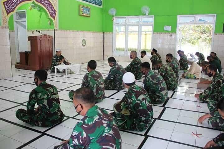 Lanud J.B. Soedirman Laksanakan Kegiatan Peringatan Tahun Baru Islam 1442 H/2020 M
