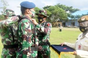 Danlanud Wiriadinata Buka Latihan Hanlan Dan SAR