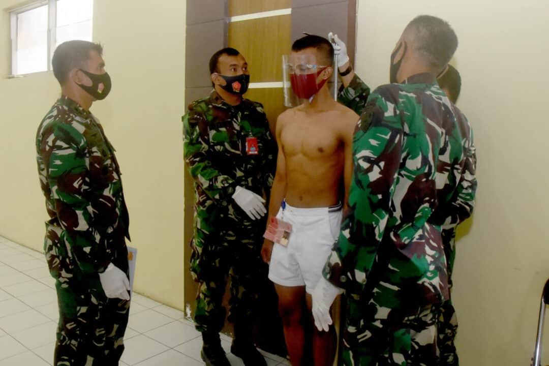 8 Casis Tamtama Pk Gelombang I TNI AU TA 2020 Lanud Wiriadinata, Lolos Pantukhirda