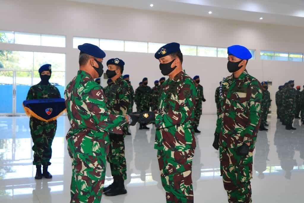 Marsma TNI Wayan Superman Jabat Komandan Lanud Abdulrachman Saleh