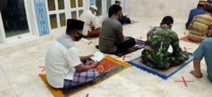 Kosekhanudnas II Gelar Yasinan Dan Doa Bersama