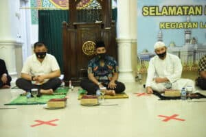 Pangkoopsau I: Mohon Ridho Dari Allah SWT