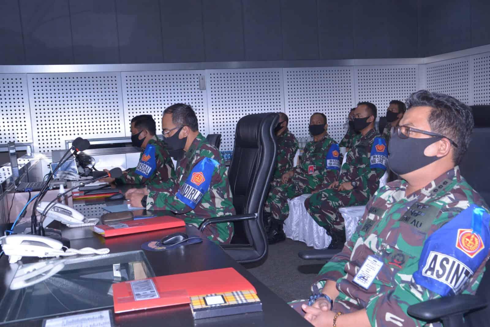 """Latihan Pertahanan Udara Nasional Perkasa"""" A"""" 2020 Ditutup"""