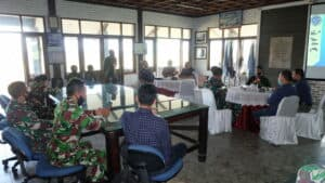 Meeting for Safety Flight di Lanud Sulaiman