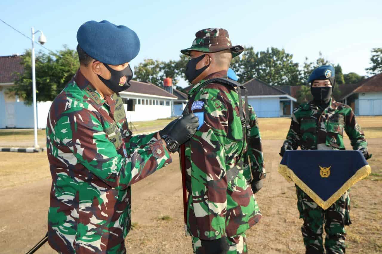 Pendidikan Setukba Angkatan ke 37 dibuka di Lanud Adi Soemarmo