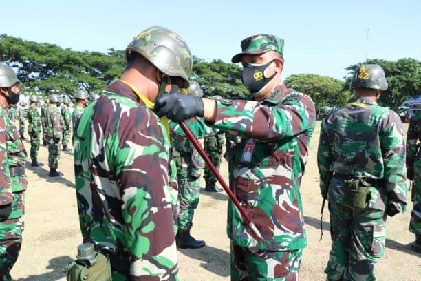 339 Siswa Setukpa Angkatan ke-23 Ikuti Tradisi List Kuning