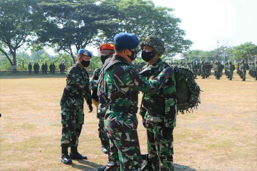 Latihan Berganda Siswa Setukpa Angkatan ke-23 resmi ditutup