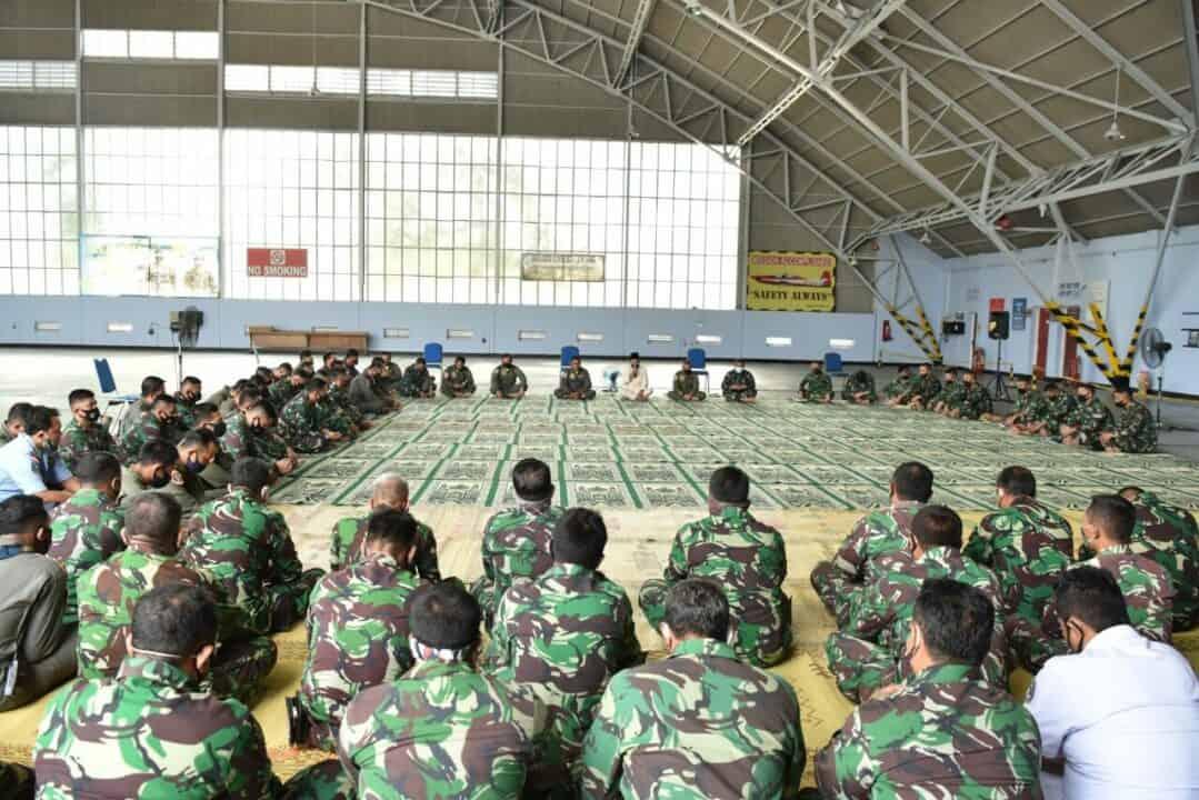 Pembukaan Bina Terbang SIP TNI AU Angkatan 83 dan SIP TNI Angkatan 84 di Lanud Adisutjipto