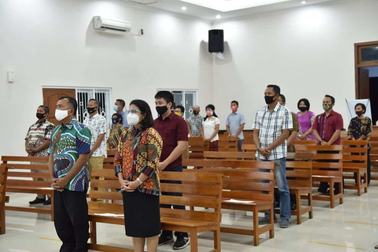 Lanud Adisutjipto gelar doa bersama untuk kelancaran tugas TNI Angkatan Udara