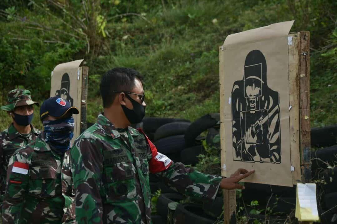 Latihan Terprogram Akan Meningkatkan Kemahiran Dalam Menembak.