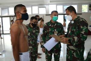 Lanud Sulaiman Berangkatkan 42 Casis Tamtama PK Gelombang I Tahun 2020