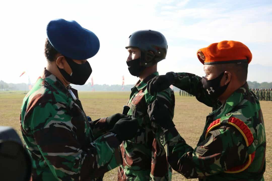 Susparadas A-189 Skadik 204 Diikuti 298 Personel TNI AU