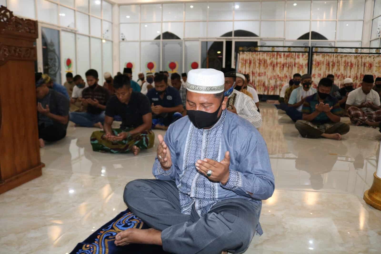 Kosekhanudnas III Melaksanakan Doa Bersama Secara Intern