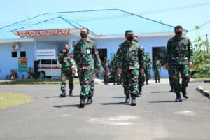 Entry Briefing Wasrik Itjenau di Kosekhanudnas II
