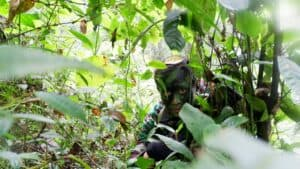 Komandan Lanud Sulaiman Tinjau Lattis Sejursarta Paskhas A-49 di Ranca Upas