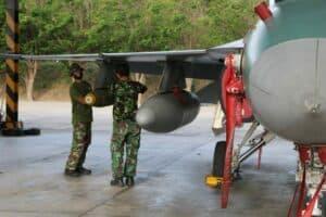 Latihan Sikatan Daya 2020, Tiga Skadron Tempur Lanud Iswahjudi Laksanakan Misi Operasi Udara