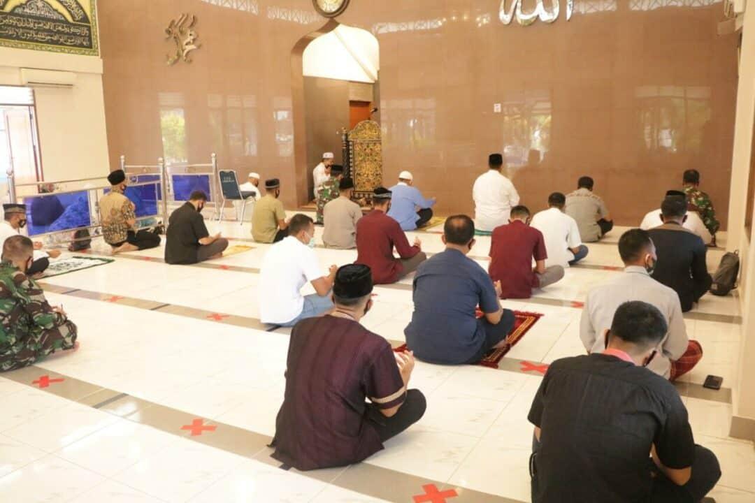 Doakan Kelancaran Latihan Jalak Sakti, Lanud Halim Gelar Doa Bersama