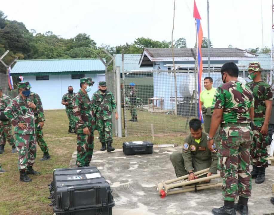 """Kas Koopsau I Tinjau AWR Siabu Jelang Latihan """"Jalak Sakti"""" TA 2020"""