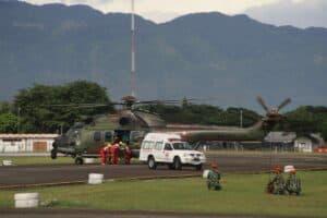 """Manuver Lapangan """"Jalak Sakti"""" Digelar di AWR Siabu Lanud Roesmin Nurjadin dan Lanud SIM Aceh"""