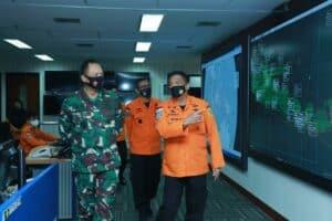 TNI AU & Basarnas Perkuat Kerja Sama