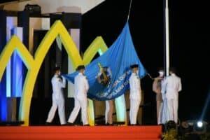 Danlanud RHF Hadiri Acara Pembukaan MTQ ke-VIII Tahun 2020 Provinsi Kepri