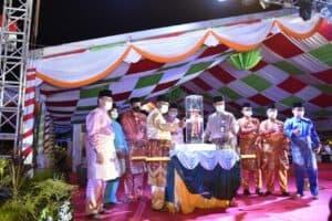Danlanud RHF Hadiri Acara Penutupan MTQ ke-VIII Tahun 2020 Provinsi Kepri