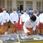 Danlanud RHF Hadiri Peringatan HUT ke-18 Provinsi Kepri