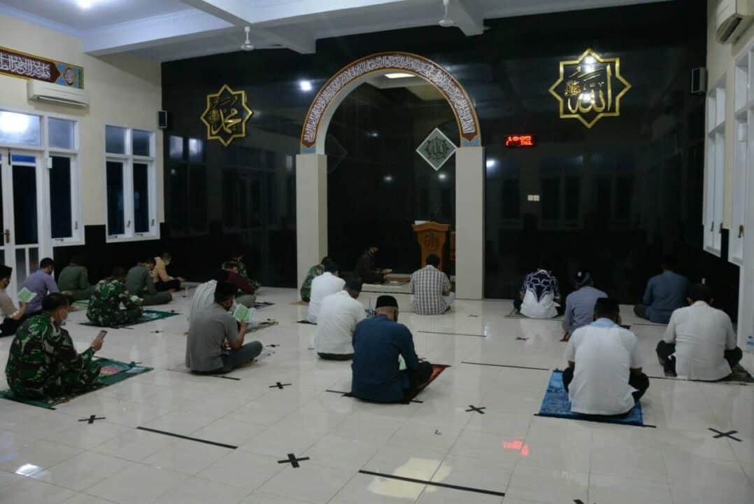 Jelang Pelaksanaan Latihan Sikatan Daya Tahun 2020, Lanud Iswahjudi Gelar Doa Bersama