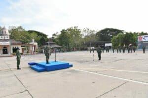 Danlanud Iswahjudi Resmi Membuka 3 Pelatihan di Skatek 042