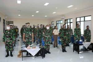 Anggota Lanud S Sukani Dapat Pembekalan Binpuan Komsos Kedirgantaraan dari Tim Puspotdirga Mabesau