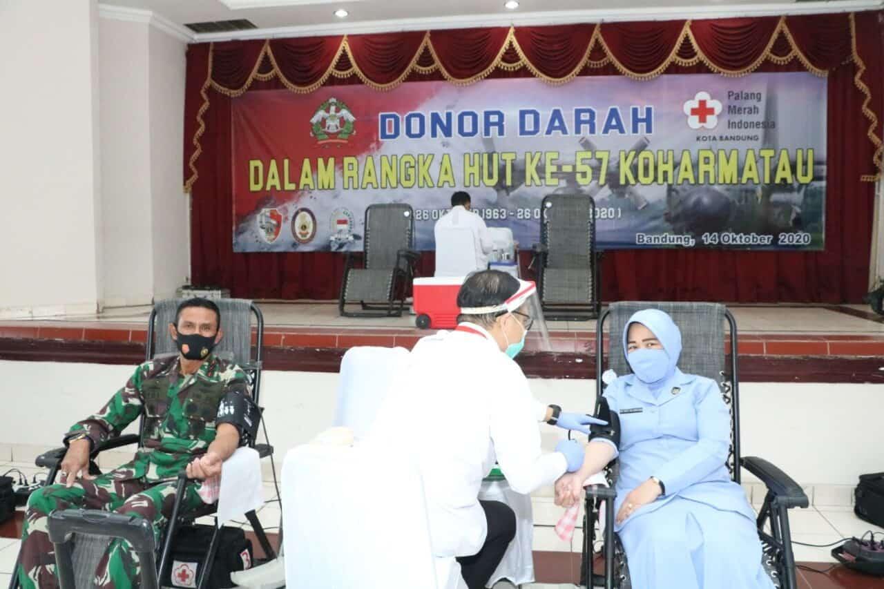 Dankoharmatau : Donor Darah membantu Tersedianya Darah PMI