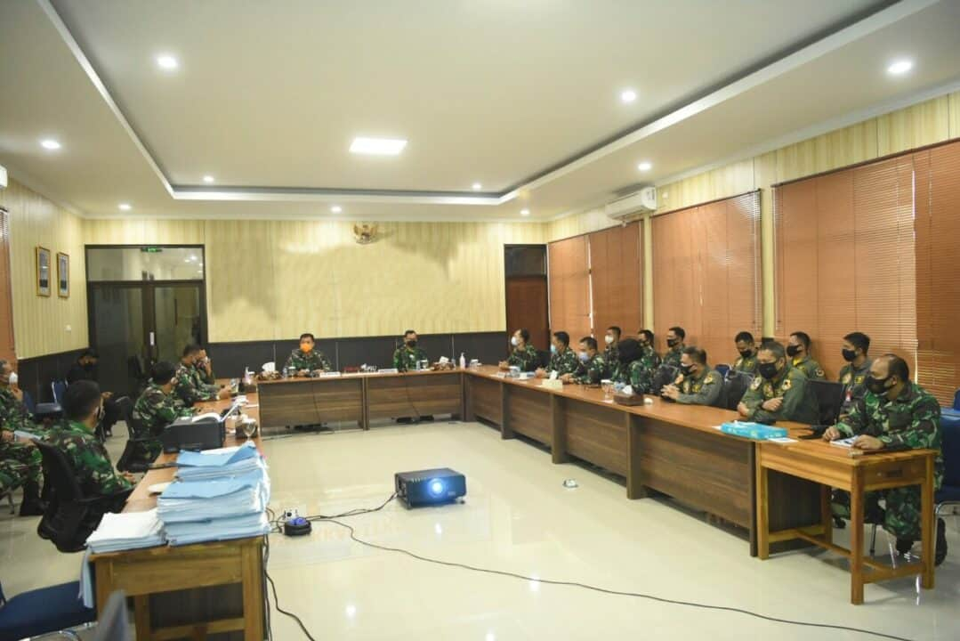Jelang Pilkada, Danlanud Rsn: TNI Jaga Netralitas