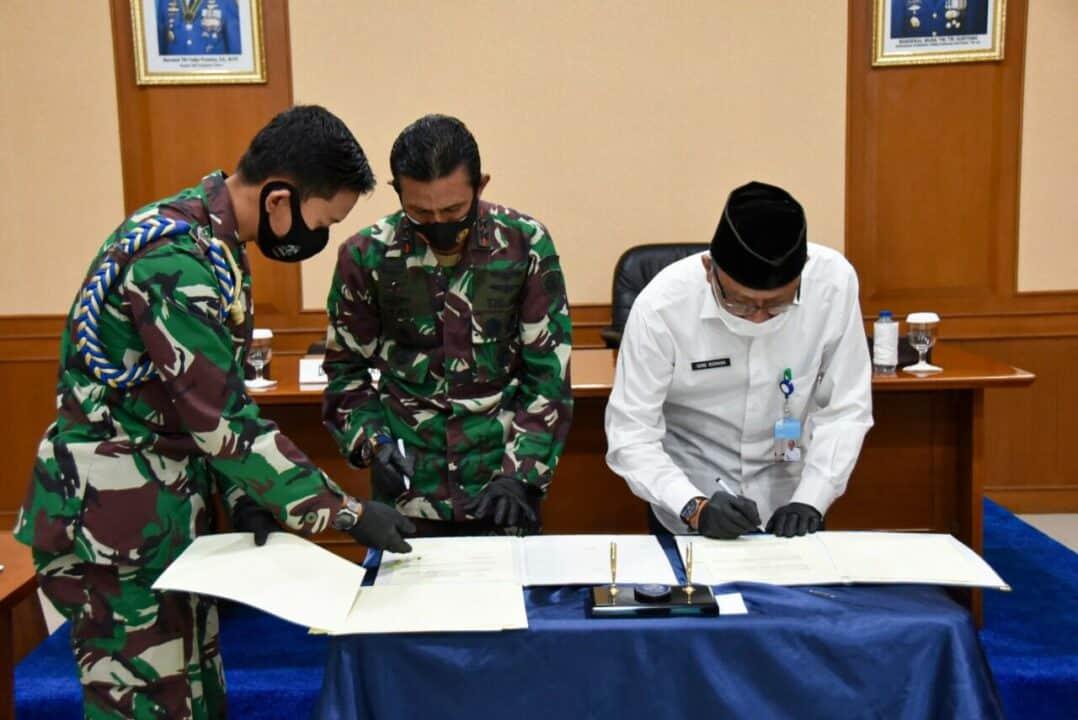 BKKBN Provinsi Jawa Barat Gandeng TNI AU