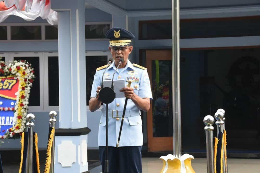 Kasau : Koharmatau Banyak Inovasi dan Berkontribusi untuk TNI Angkatan Udara.
