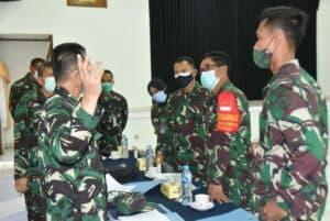 Danlanud Husein S : Panthukhirda sarana Menjaring SDM TNI Angkatan Udara Yang Handal.