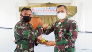 Doa Bersama Dalam Rangka Praktek Terjun Susparadas Angkatan Ke-189