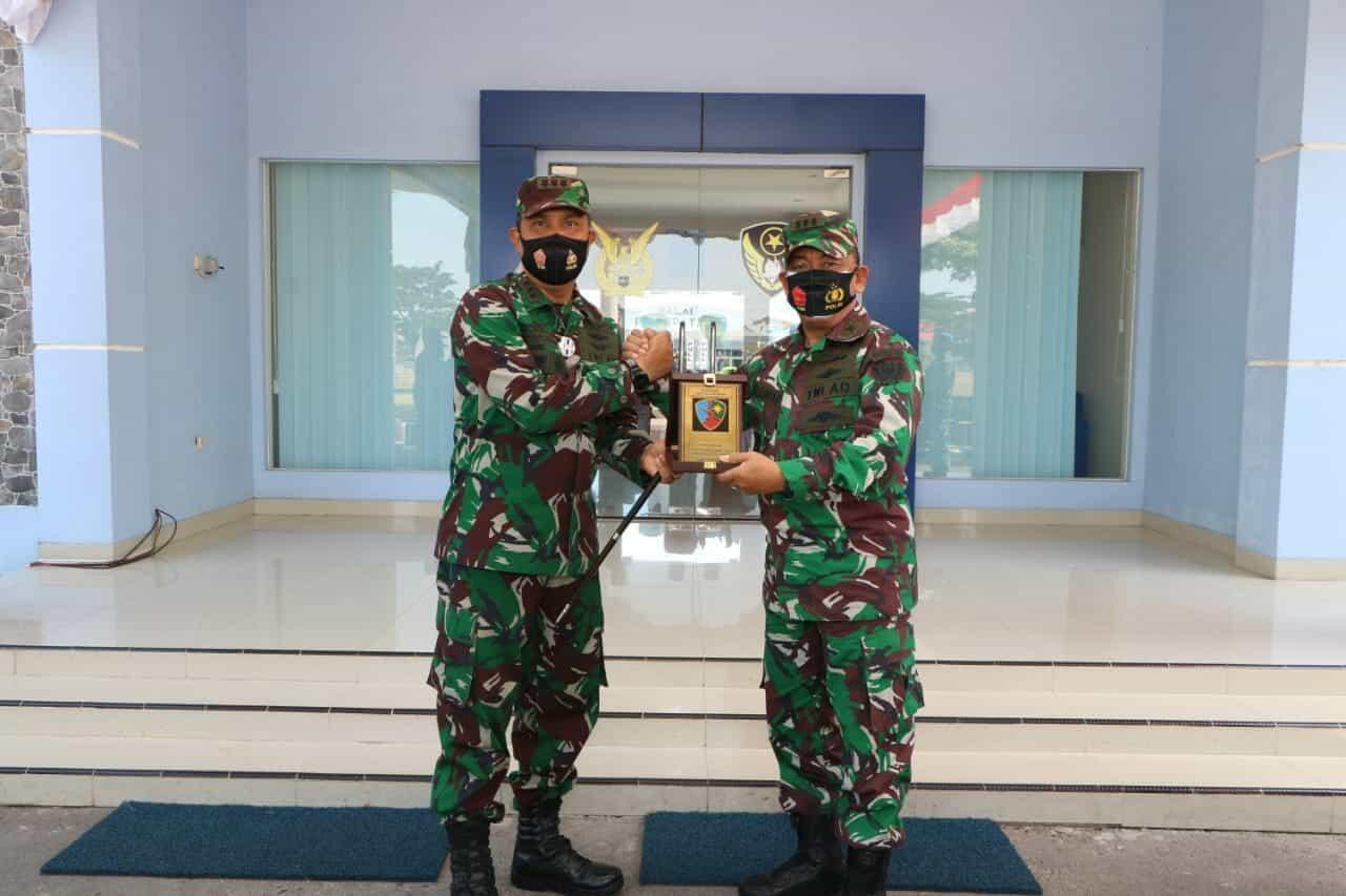 Secapa TNI AD Akhiri Study Banding di Setukpa Lanud Adi Soemarmo.