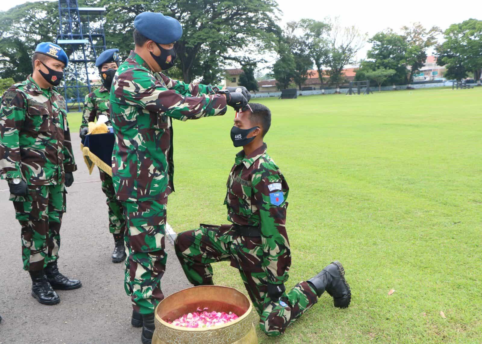 450 Siswa Ucapkan Janji Siswa Pada Pembukaan Pendidikan Semata PK TNI AU Angkatan Ke-79