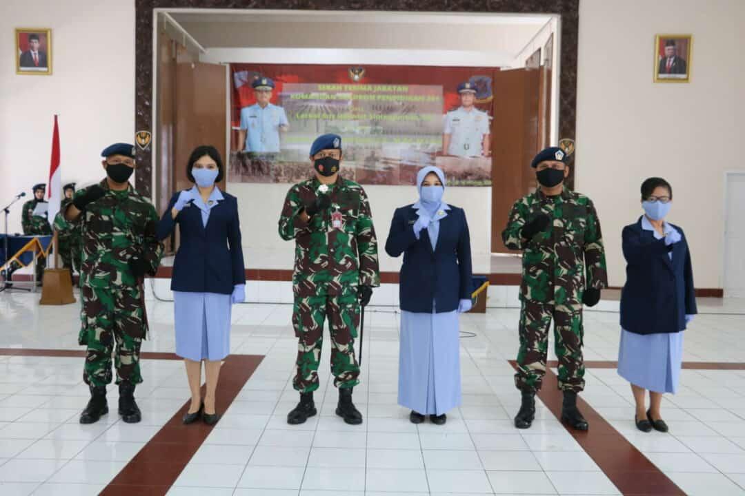 Jabatan Komandan Skadik 201 Lanud Sulaiman di
